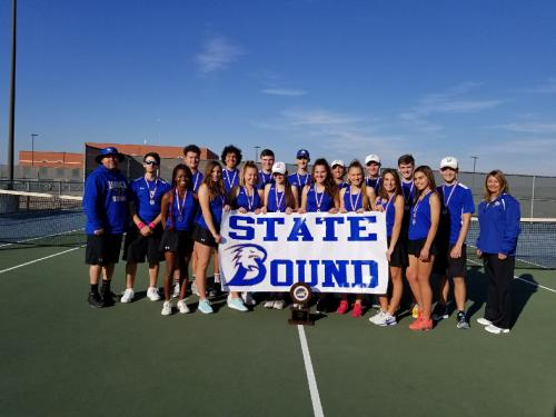 Team Tennis State Qualifiers