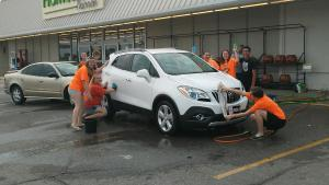 Car wash fundraiser to raise money for the One Act Play