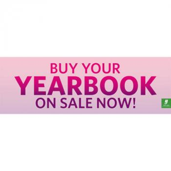 Yearbook on Sale Now