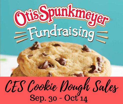 Cookie Dough Sales
