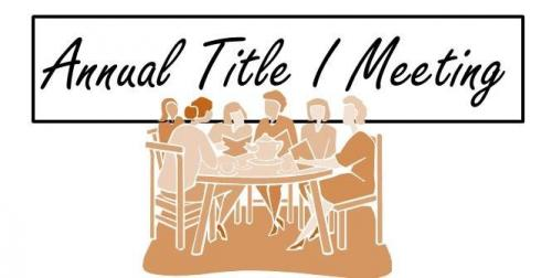 Title I Meeting