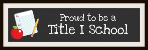 Title I Proud