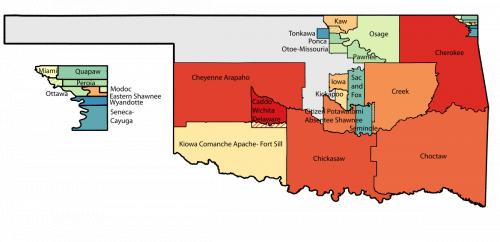 Oklahoma Tribes.