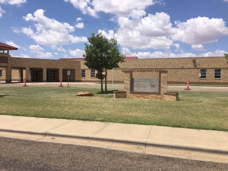 Landscape View facing Oak Grove Elementary