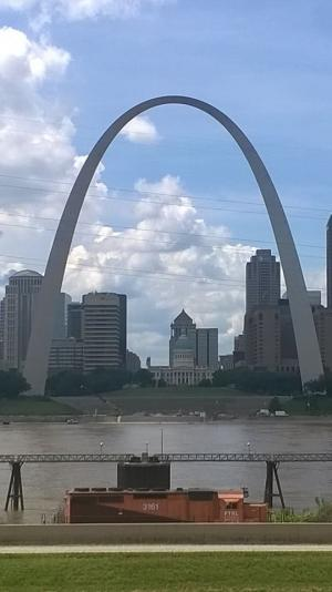 The Gateway Arch Saint Louis, Missouri