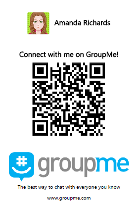 GroupMe QR Code