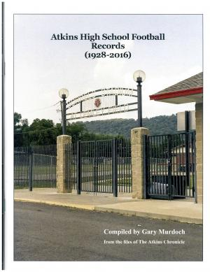 AHS Football Records Book