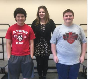 All-Region Band appointees