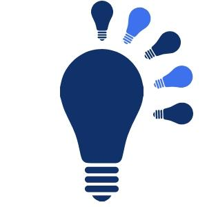 idea light bulb image