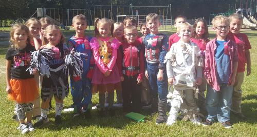 Red Ribbon Week Costumes