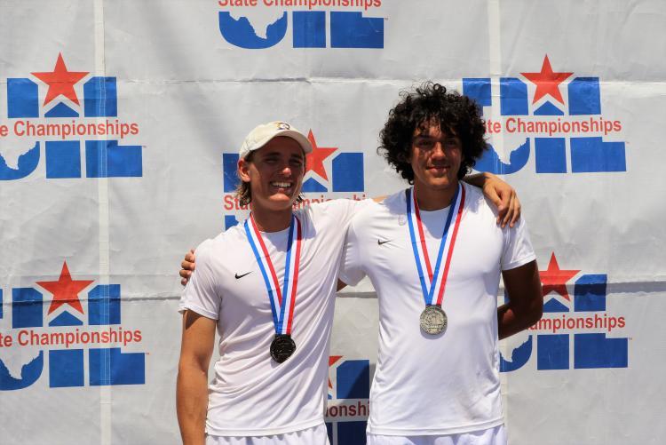 Zach Kursteiner and Rayce Mitchell