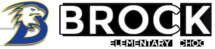 Brock Elementary School Logo