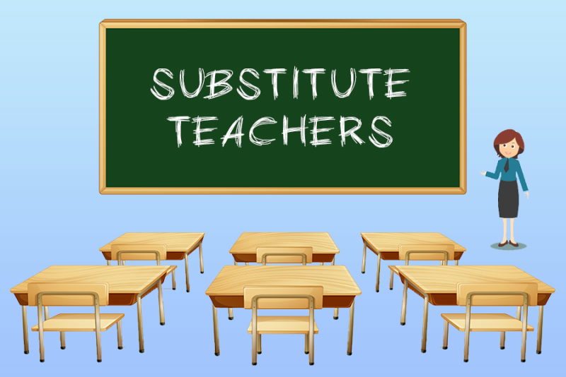 2021-2022 Substitute Pay Rates
