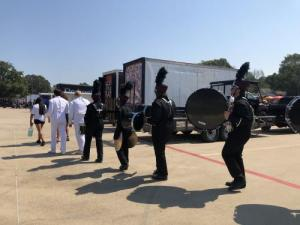 UIL Marching Contest