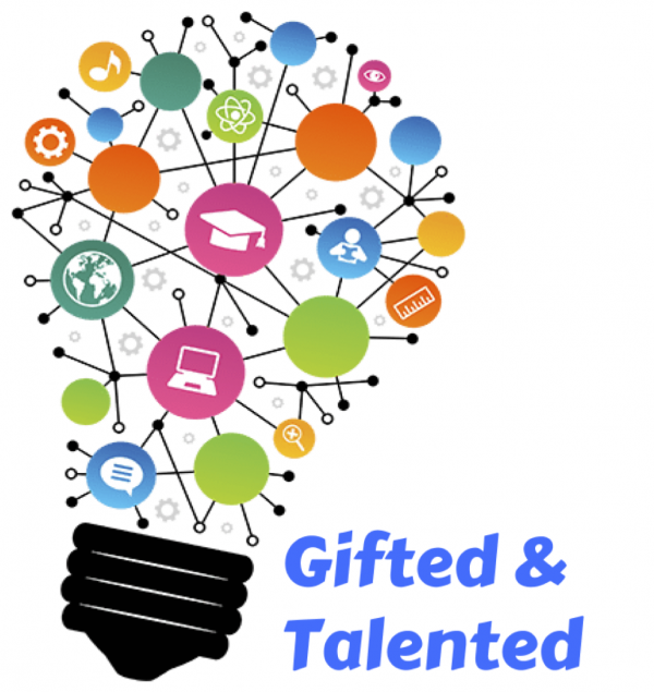 Gifted and Talented Nominations Form 2021-2022
