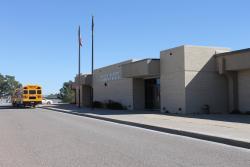 Landscape View facing James D. Gossett Elementary