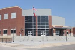 Landscape View facing Rankin High School