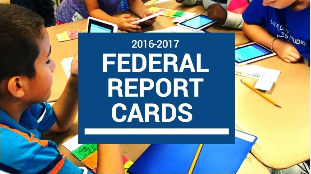 Federal Report Card