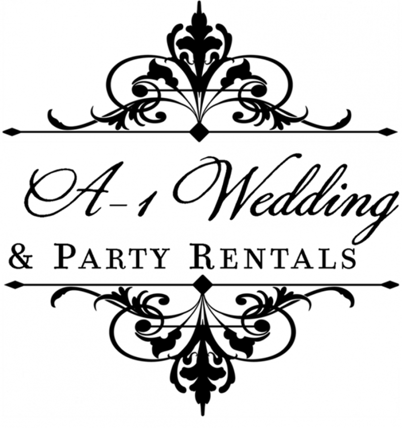 An Image showing A-1 Wedding & Party Rentals