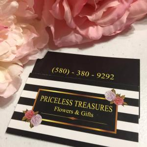 Image of Priceless Treasures Flowers & Gifts