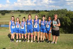 Cross Country Team Advanced to Regional Meet