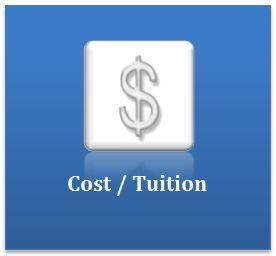 Cost/Tuition button