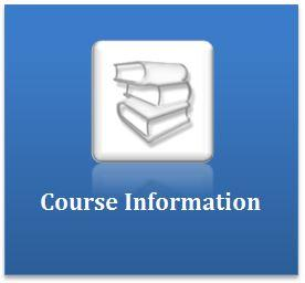Course Information Button