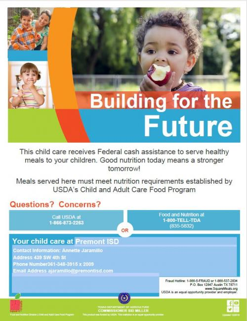 Building for the Future Flyer