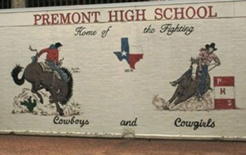Logo at Premont High School