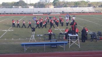 Premont Collegiate Band