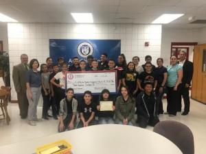 Ac2E Middle School $300.00