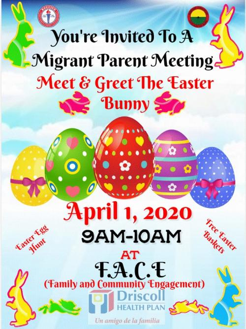 parent meeting flyer april 1 2020