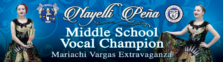 Vocal Champion RGCCISD