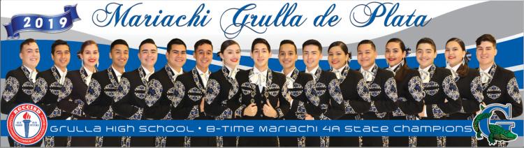 19 Grulla State Champs - Mariachi