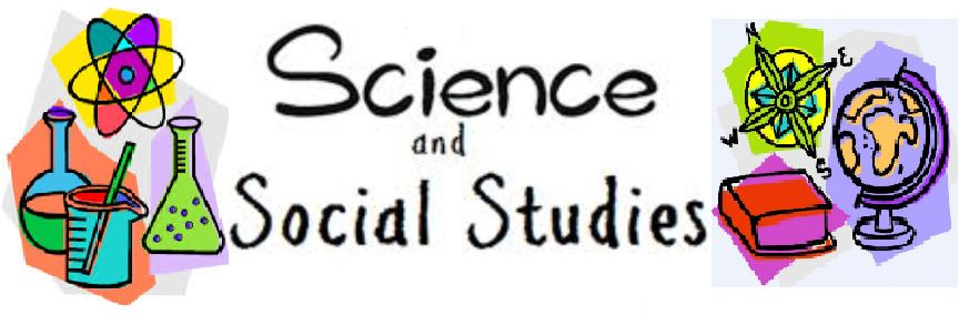 Science and Social Studies Banner