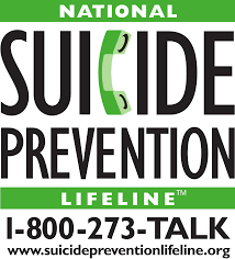 Suicide Prevention Hot Line