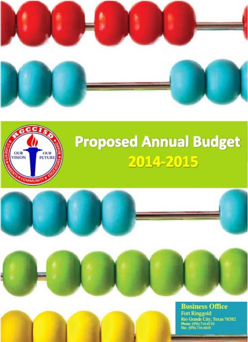 2014-2015 Proposed Annual Budget