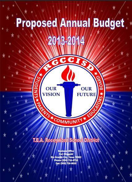2013-2014 Proposed Annual Budget