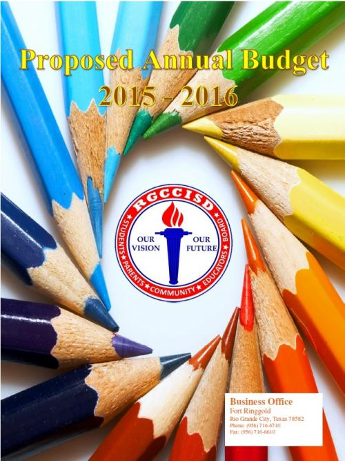 2015-2016 Proposed Annual Budget