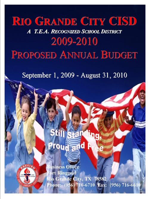 2009-2010 Proposed Annual Budget