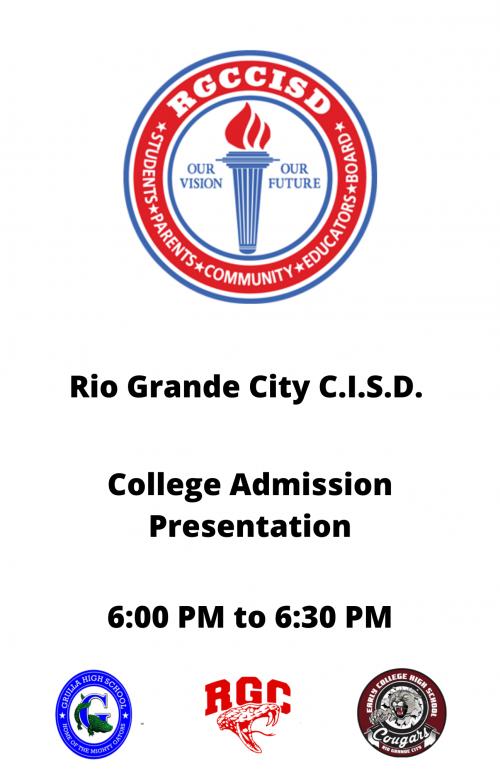 RGCCISD Presentation