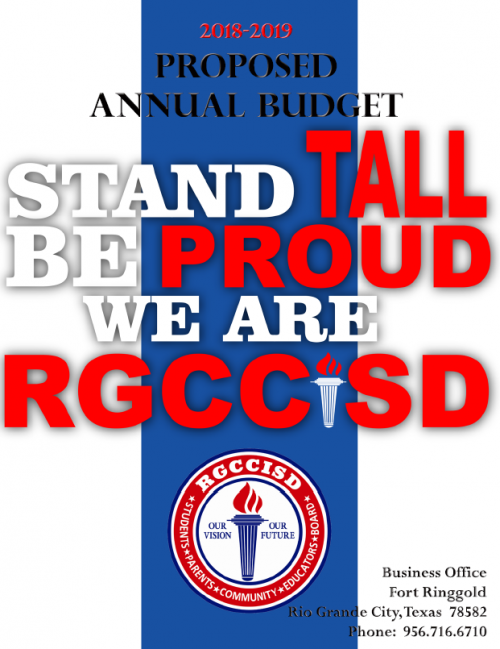 2018-2019 Proposed Annual Budget