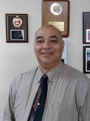 Director Student Information Systems RGCCISD Rey Alvarez