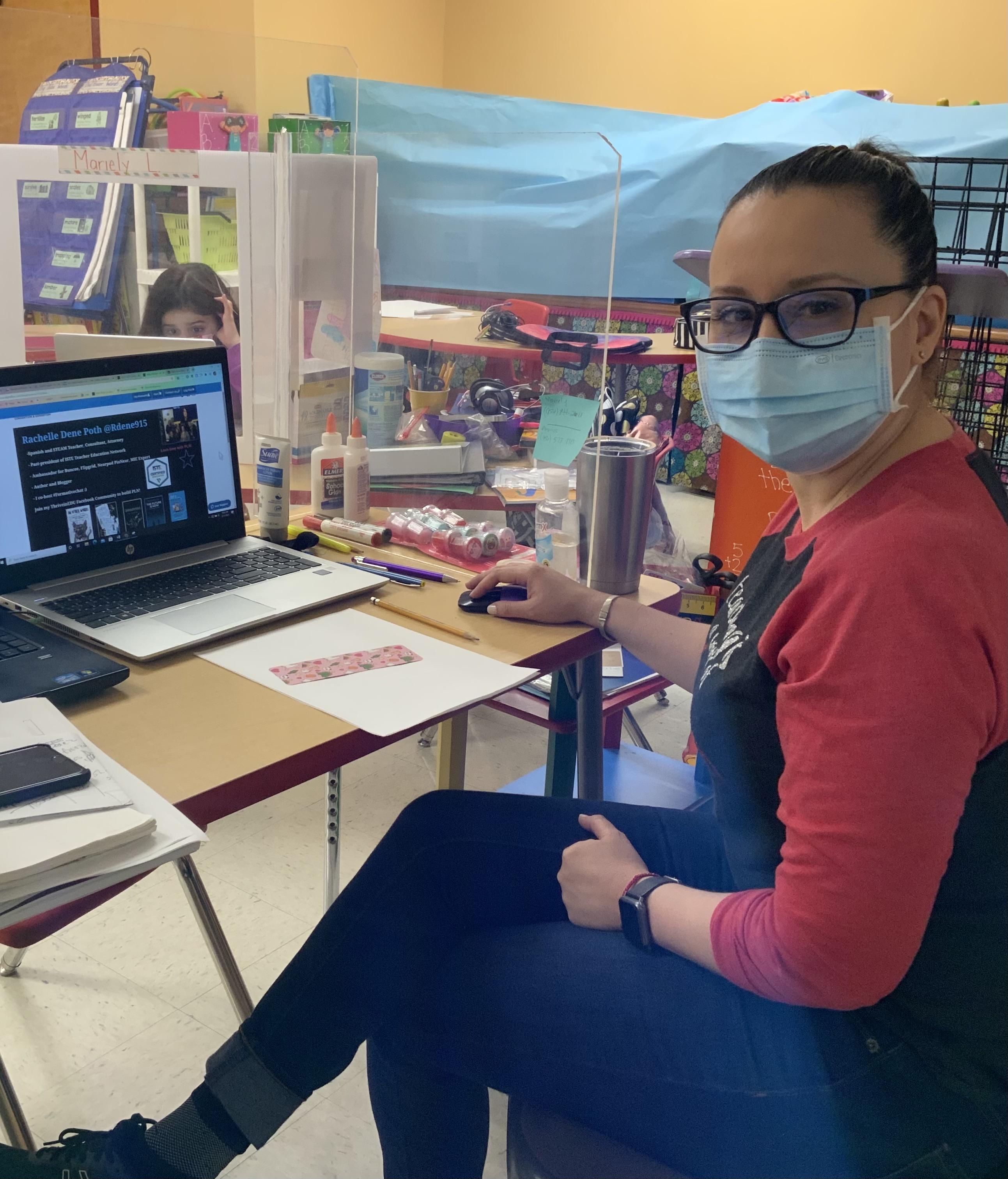 Ac2e Elementary Tech Coach Priscilla Garcia