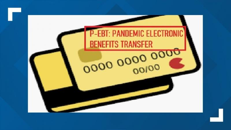 Pandemic Electronic Benefits Transfer (P-EBT) program