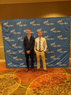 Fordland High School FBLA Members attend the FBLA National Fall Leadership Conference in Denver, CO.