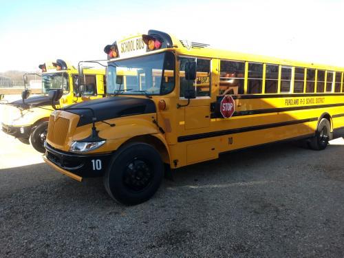 New School Buses
