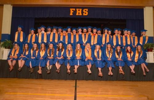 Graduating Class of 2019.