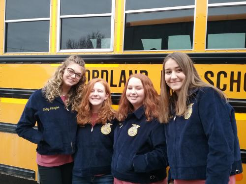 FFA Croweder Aggie Day