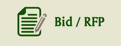 REQUEST FOR BIDS